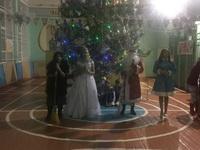 В гостях у Снежной королевы