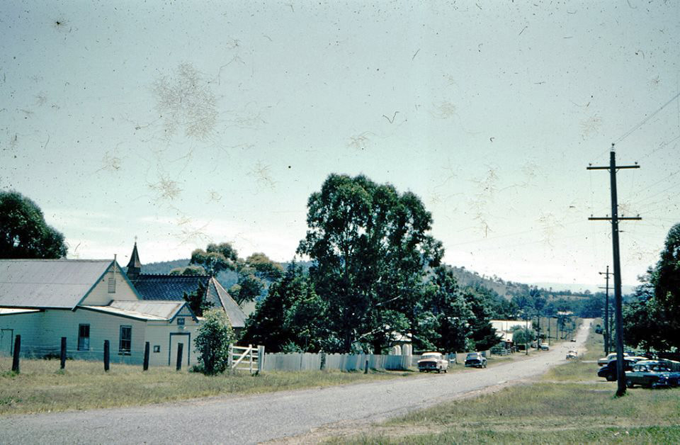 phs1571 Vacy NSW, 1960 | Courtesy of David Williams  www pat… | Flickr