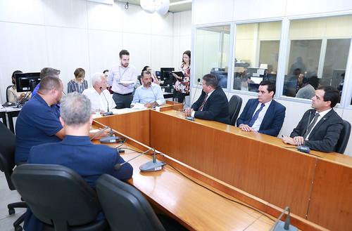 1ª Reunião Extraordinária - Comissão de Meio Ambiente e Política Urbana
