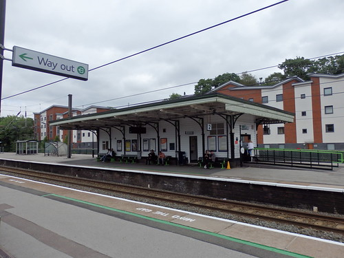 Four Oaks station