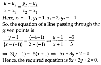 NCERT Solutions for Class 11 Maths Chapter 10 Straight Lines 23