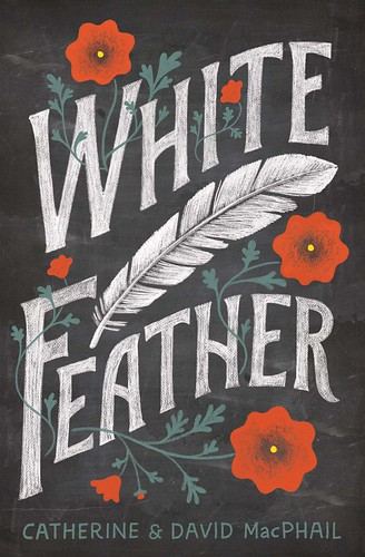 Catherine & David MacPhail, White Feather