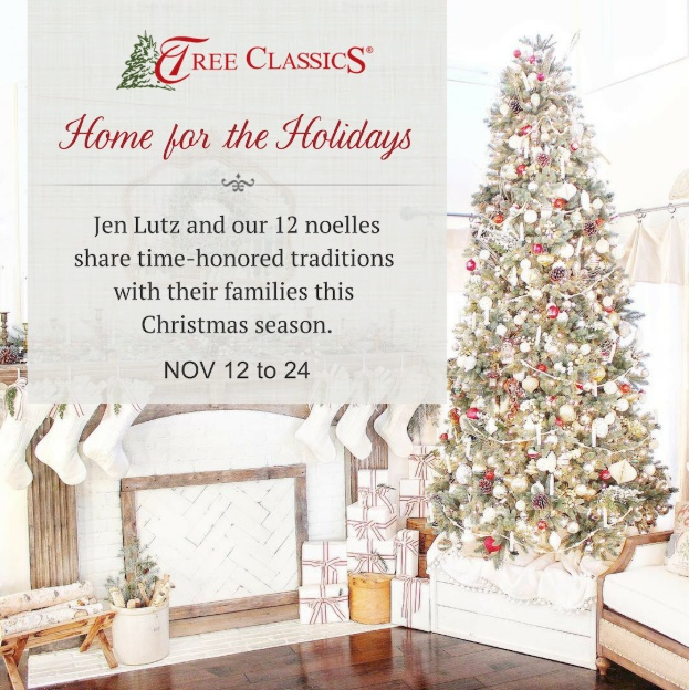 Tree Classics Home for the Holidays