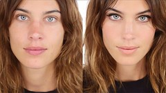 Best Ideas For Makeup Tutorials : Video tutorial: How to get Alexa Chung's signature 60s makeup look