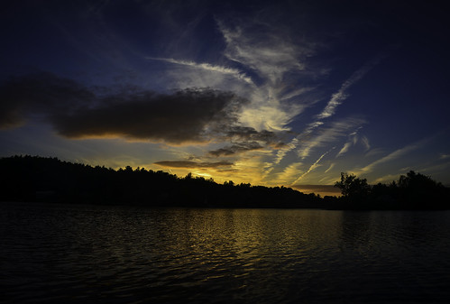 sunset reichards lake new york westsandlake water kayak kayaking upstate ny nys clouds blue reflection nature outdoors panorama pano panoramic rgrennan rwgrennan ryan grennan nikon d610 landscape sky dusk last light rensselaer county 518