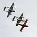 XW324_BAC_Jet_Provost_T5A_(G-BWSG)_Duxford20180922_12_(+_Vampire-formation)