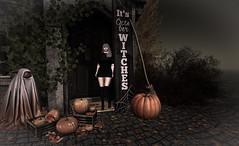 .. it was halloween ..