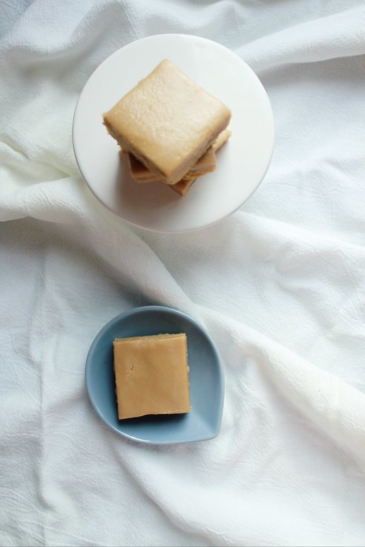 Caramel Glazed Blondies (1)