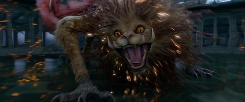 The Zouwou! From A First Look at Fantastic Beasts: The Crimes of Grindelwald.