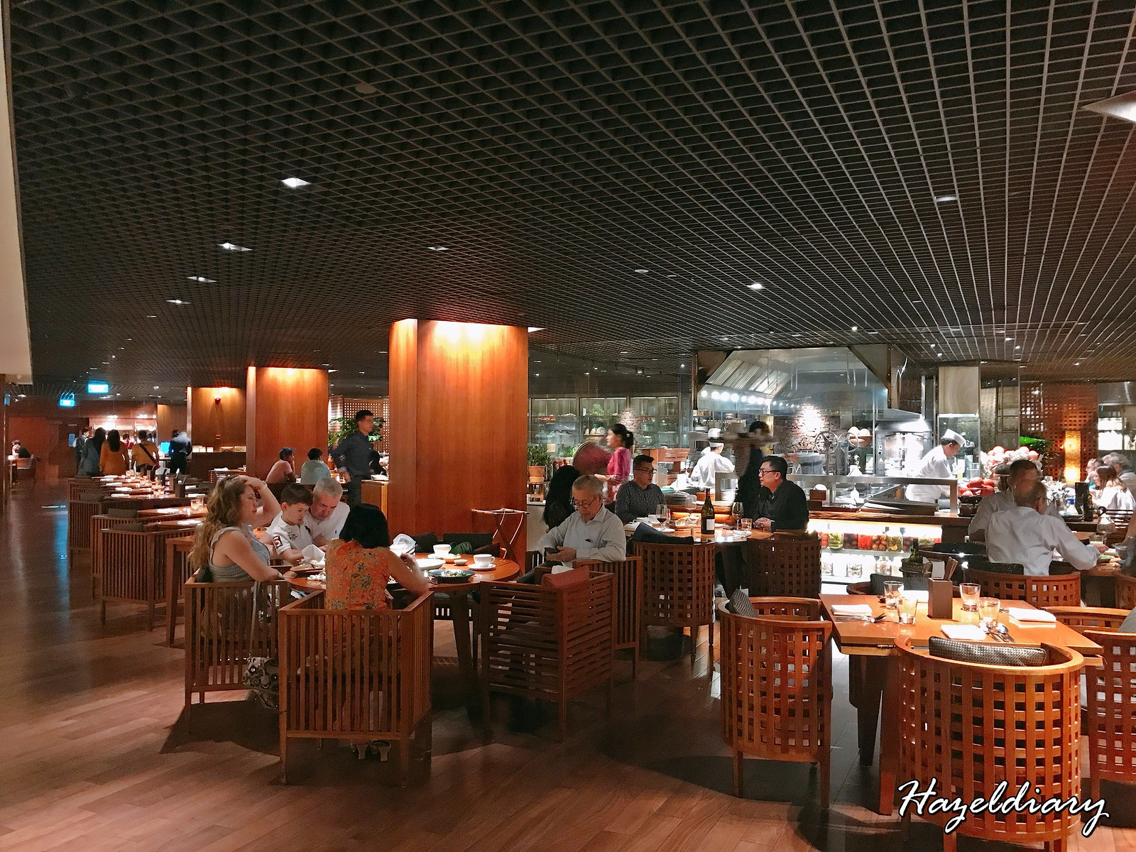 Mezza9 Grand Hyatt Singapore