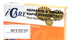 Hep B Test Kit