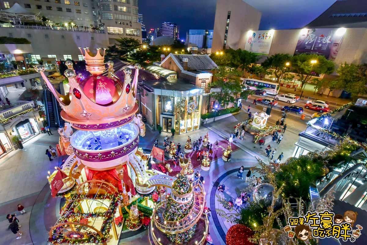香港聖誕節 尖沙咀海港城聖誕裝飾-58