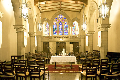 March 27, 2008 - 4:17pm - Gordon Chapel