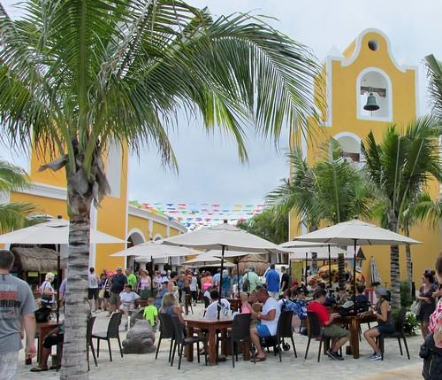 Yaax-Hal, Yucatan, Mexico