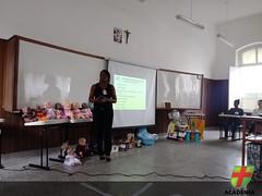 Educadores participam de treinamento de Primeiros Socorros de Crianças