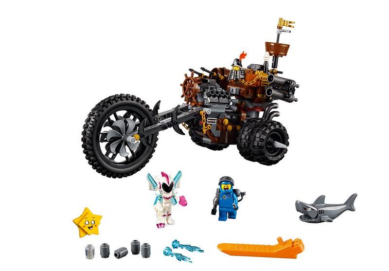MetalBeard's Heavy Metal Motor Trike (70834)