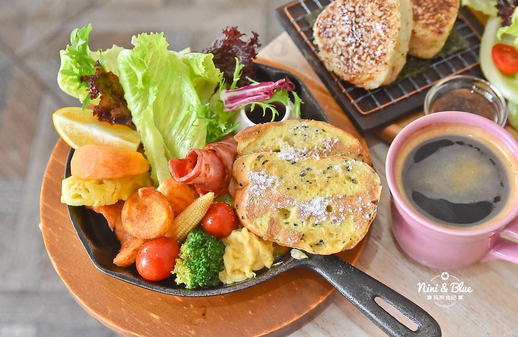 采咖啡 台中不限時 早午餐 美術館綠園道 國美館10