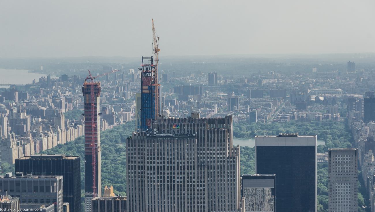 Нью-Йорк_Empire State Building-36