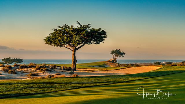 Sunset at Monterey