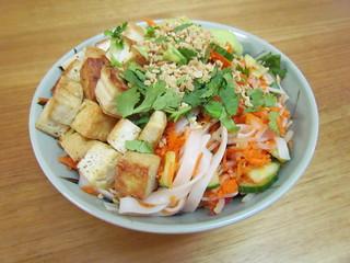 Vietnamese Veggie & Rice Noodle Salad