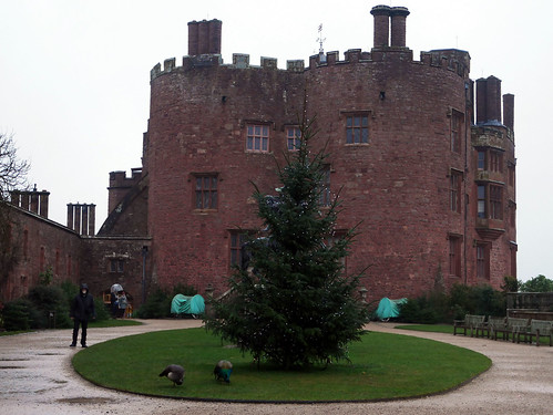 Christmas at Powis Castle