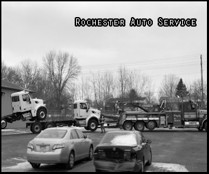 Service Cars Rochester | Virgil's Auto Repair and Towing