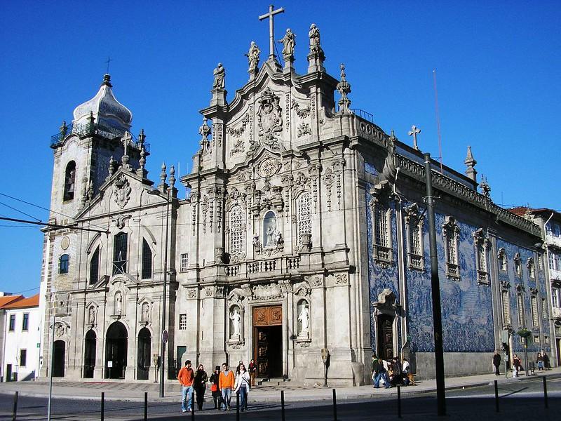 Igrejas_Carmelitas_Carmo_(Porto)