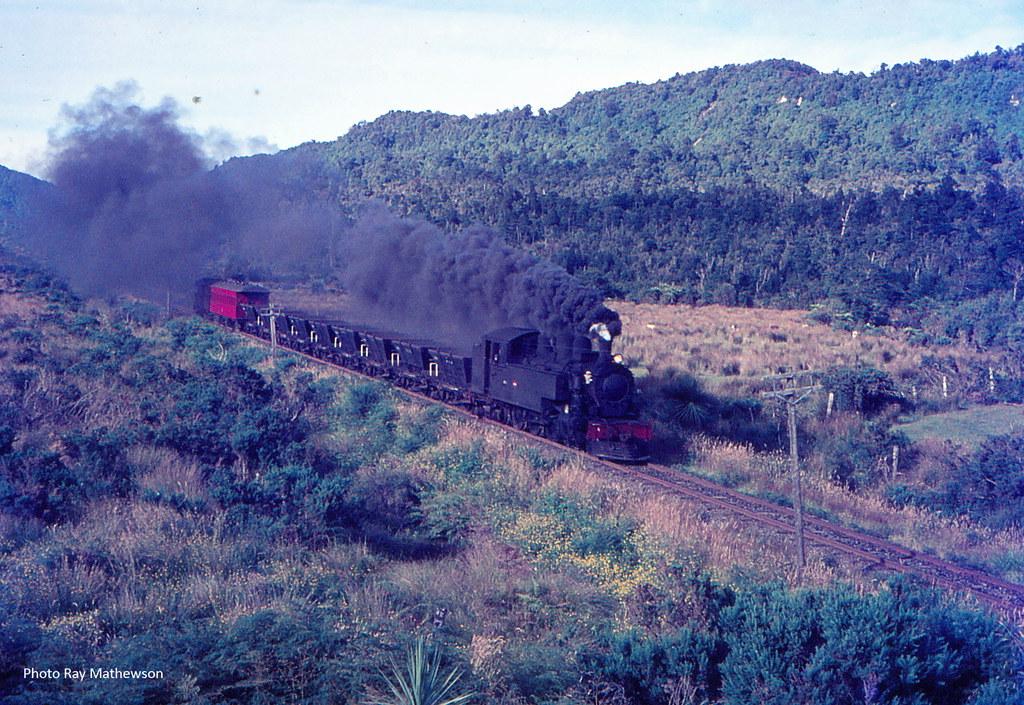 On the way to Rewanui 1960s