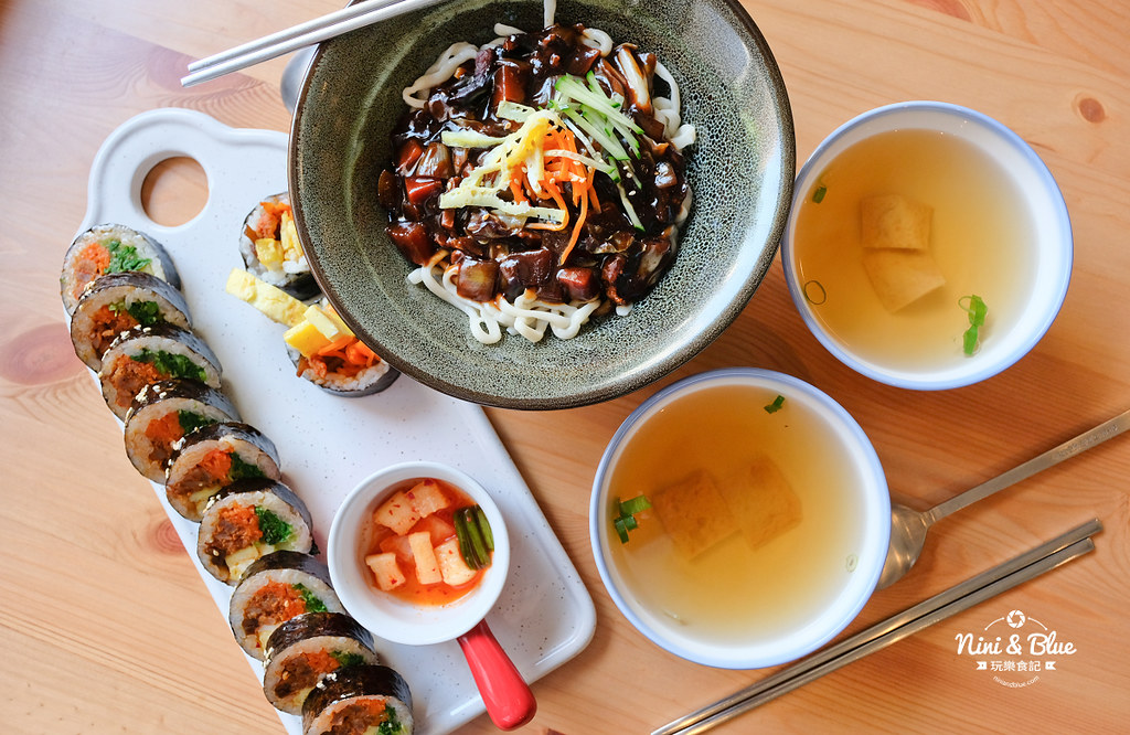 k bab大叔的飯卷 台中韓國料理06