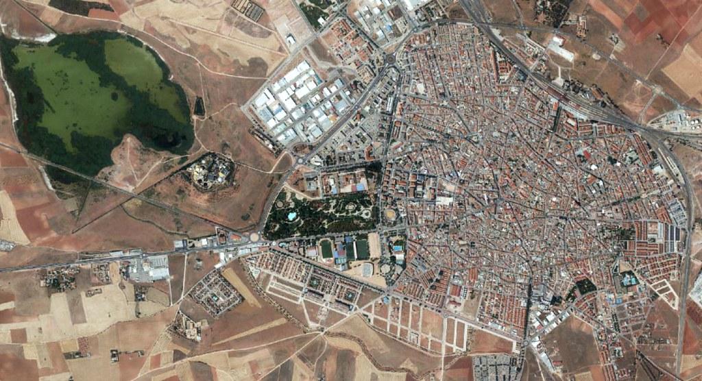 alcázar de san juan, ciudad real, de donde alfonso, después, urbanismo, planeamiento, urbano, desastre, urbanístico, construcción, rotondas, carretera