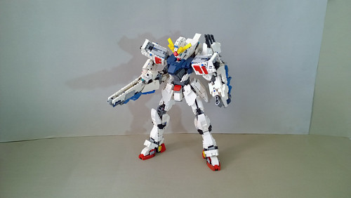 LEGO Gundam F91 | by demon1408