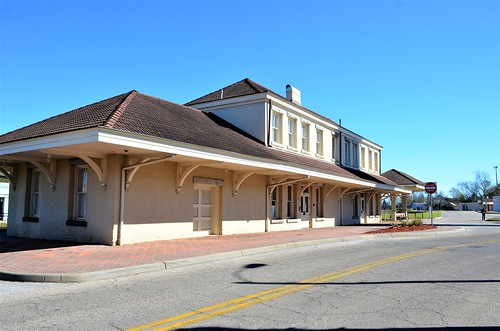 Atlantic Coast Line Railroad, Alabama, Dothan