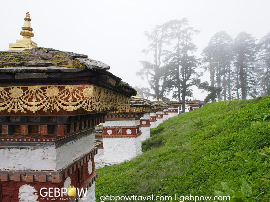 Bhutan in Summer30