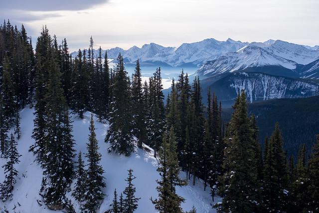 Snowshoeing - Little Lawson - Jan 2019-3