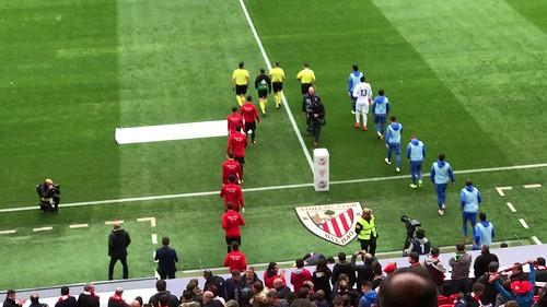 Siempre con el Athletic de Bilbao