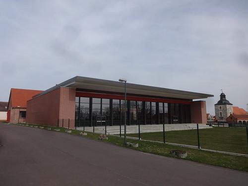 2008/13 Rogätz Elbe-Ohre-Halle von Hubertus Trompeter/Christian Münster L44 Magdeburger Straße 34 in 39326
