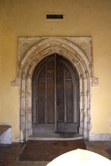 south doorway (15th Century)