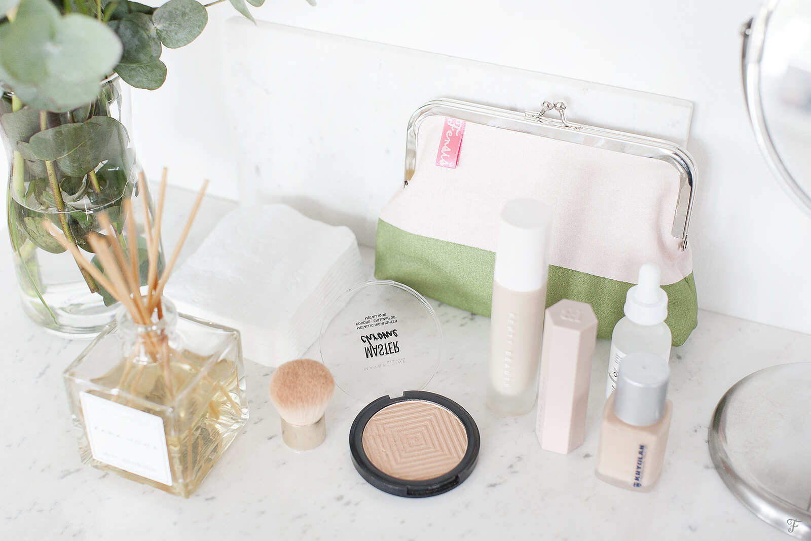 FENSISMENSI BEAUTY BLOG ordinary kryolan fenty beauty zara home