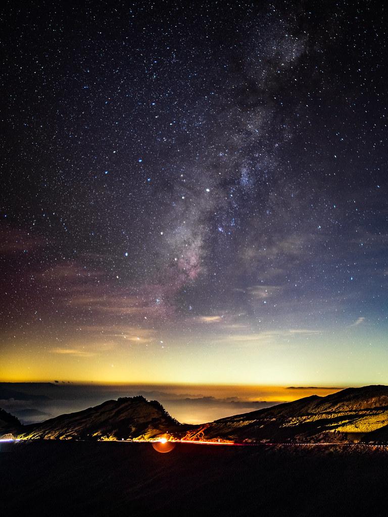 合歡銀河|milkyway