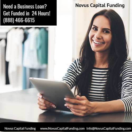 Need a business loan_Novus Capital Funding facebook