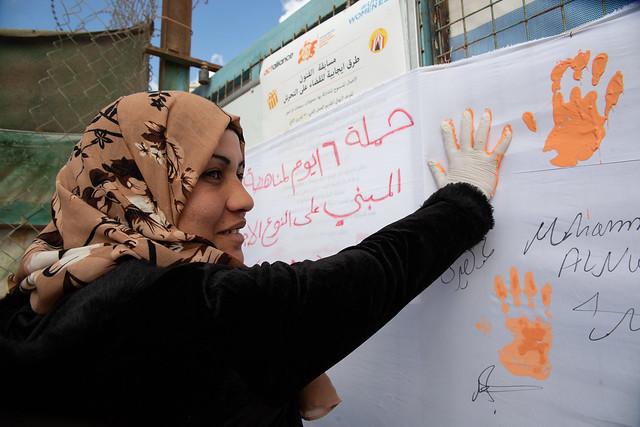 UN Women Jordan, 16 Days of Activism 2018.
