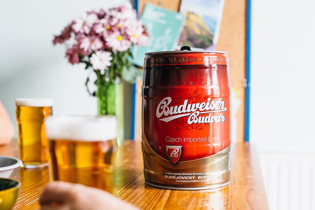 В Чехии растёт популярность пива в бочонках