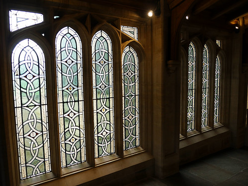 Lady Chapel Passage Windows