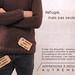 Campagne APPRENONS À REGARDER AUTREMENT : affiches de sensibilisation
