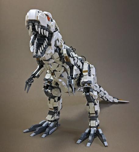 LEGO Mecha Tyrannosaur Mk2-06