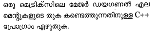 Plus One Computer Science Model Question Papers Paper 3.25