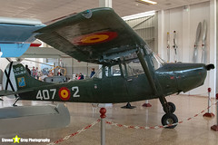 L.12-2-407-2---22426---Spanish-Air-Force---Cessna-O-1A-Bird-Dog---Madrid---181007---Steven-Gray---IMG_2224-watermarked