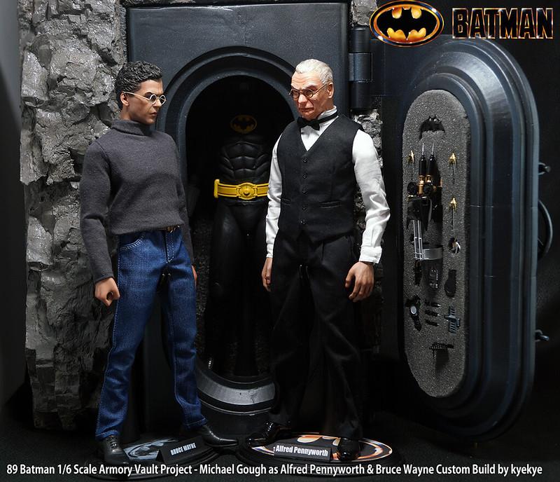 1/6 Scale 89 Batman Armory Custom (3D Print) 46782804852_22ef70aa06_c