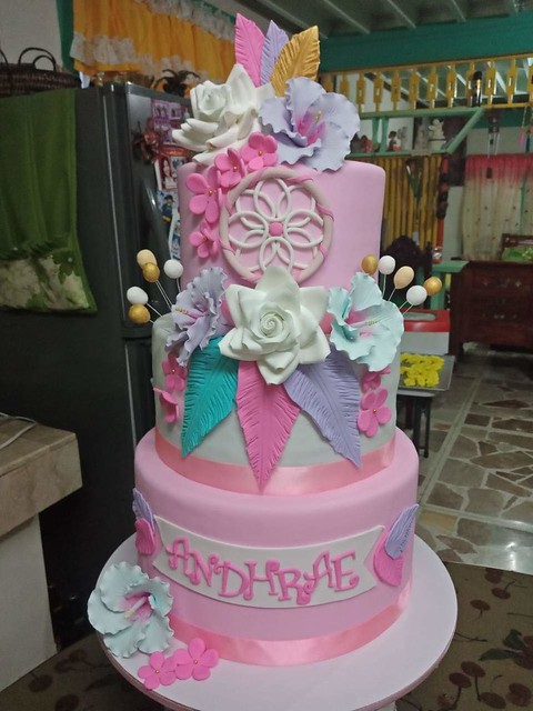 Cake from Chariz Barrameda of Sugarbox by Cha
