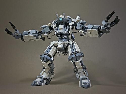 LEGO Robot Mk17-09